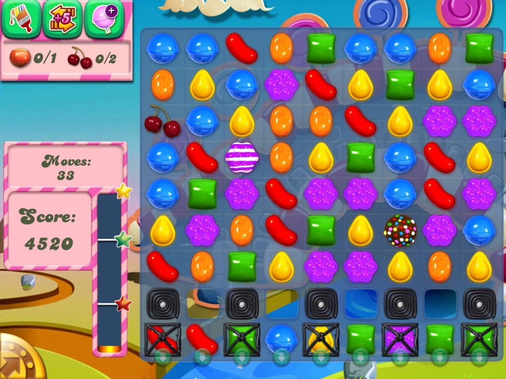 online free games candy crush