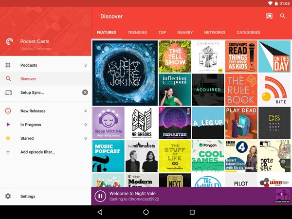 pocket casts-techmagnetism
