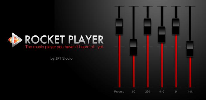 Rocket Music Player-techmagnetism