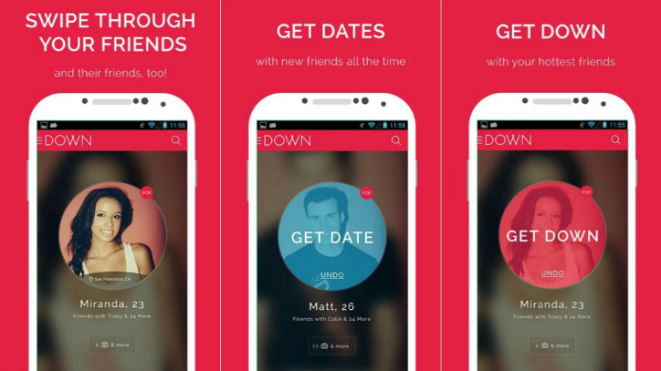 List of free dating apps